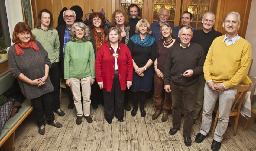 Die Kandidaten zur Gemeinderatswahl 2014