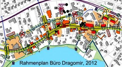 Rahmenplan Dradgomir 2012